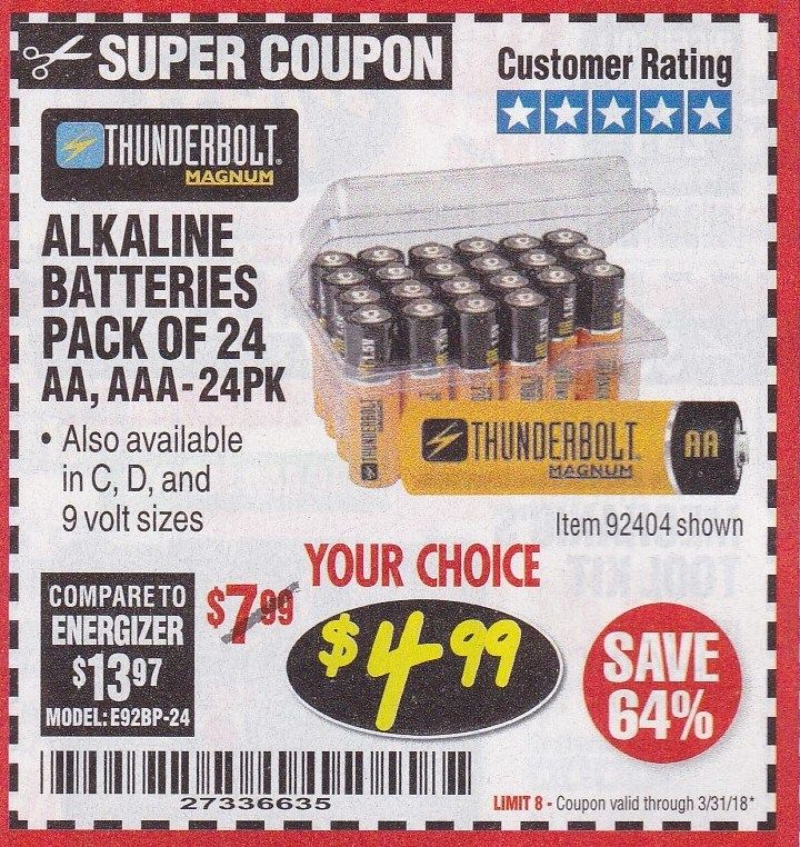Battery price coupon code