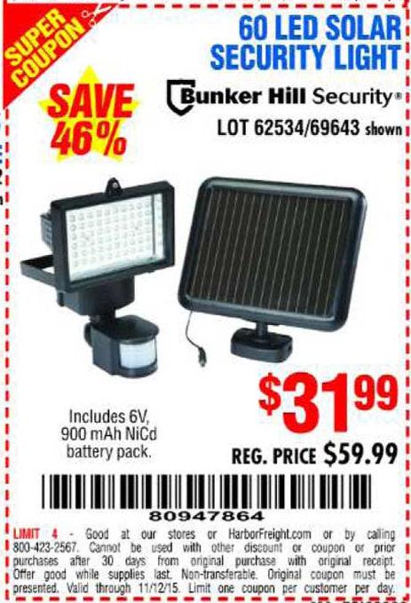 Solar home coupon code