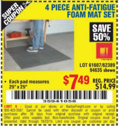 Popular American Floor Mats Coupon Codes