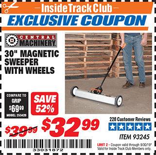 Harbor Freight 30