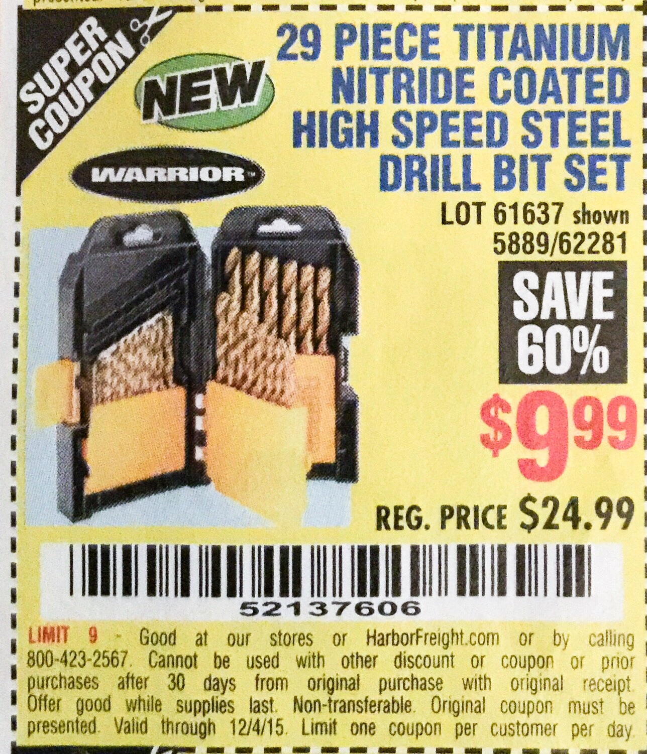 The Harbor Freight PASS/FAIL Thread    [Archive] - Page 31 - The