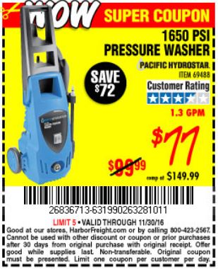 Power-washer.us coupons