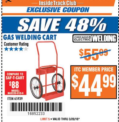 Free gas coupons