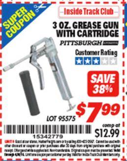 grease gun price