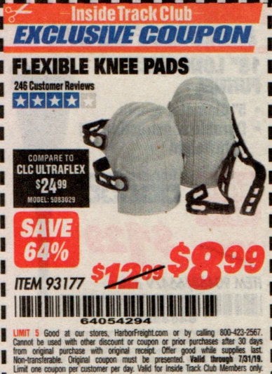 www.hfqpdb.com - FLEXIBLE KNEE PADS Lot No. 93177