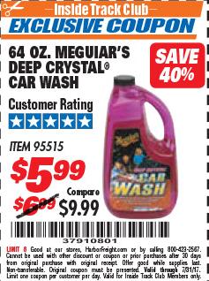 Meguiars coupons discounts