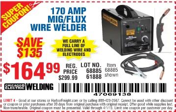 Harbor freight mig welder cart coupon / Great deals hotels uk