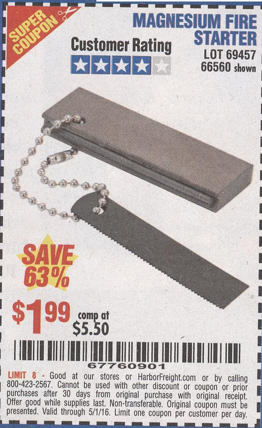 Harbor freight tools coupon database free coupons 25 for Firebox promotion code