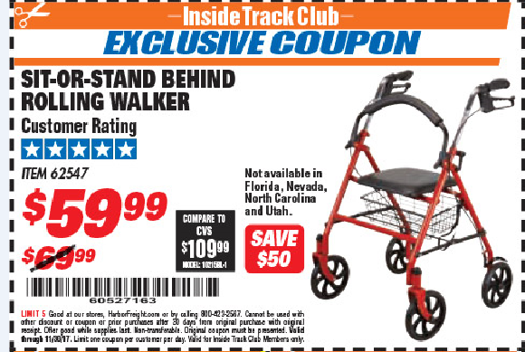 How To Take 25 Percent Off A Price >> Harbor Freight Tools Coupon Database - Free coupons, 25 percent off coupons, toolbox coupons ...
