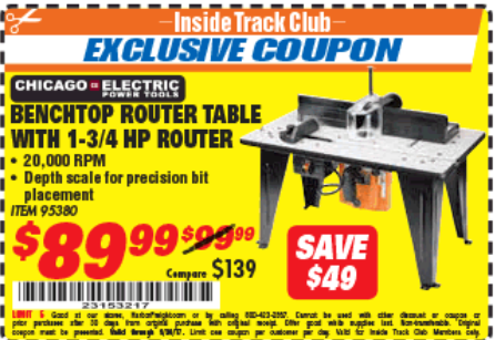 picture about Roto Rooter Coupons Printable named Router discount codes - Gw bookstore coupon code