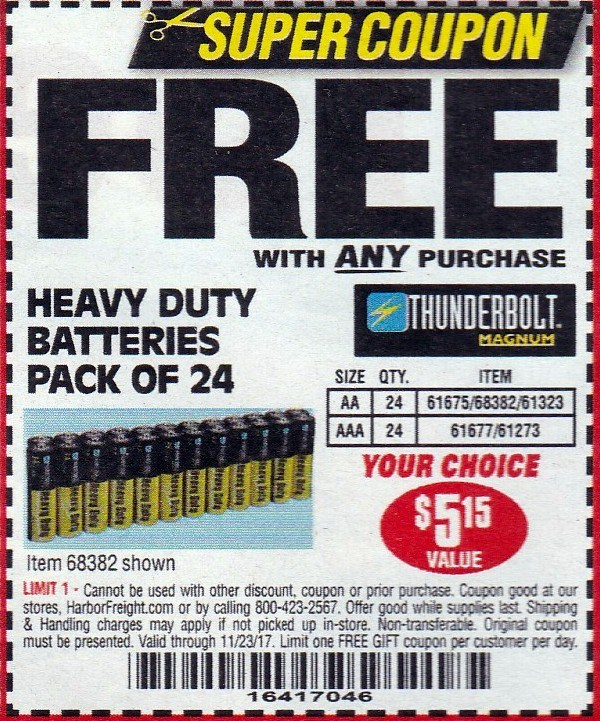 Discount coupons for hohm battery