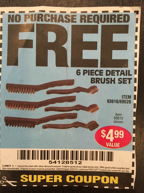 Harbor freight tools coupon database free coupons 25 percent off coupons toolbox coupons 6 - Houseplanscom discount code set ...