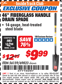 Harbor Freight 46