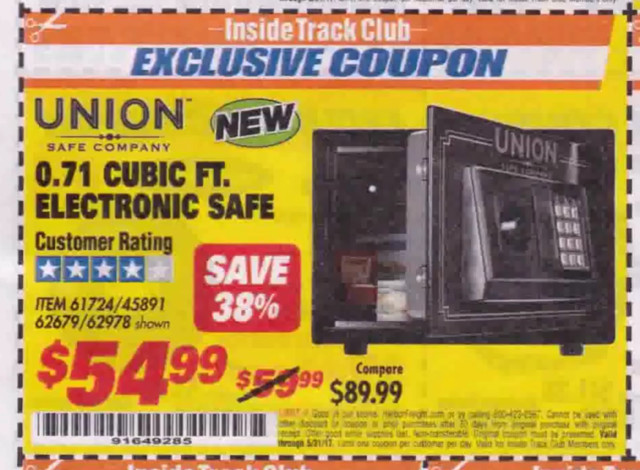 Coupons for discount electronics inc