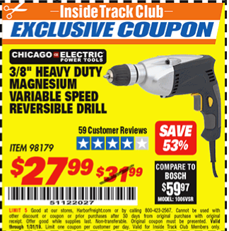 Harbor Freight 3/8