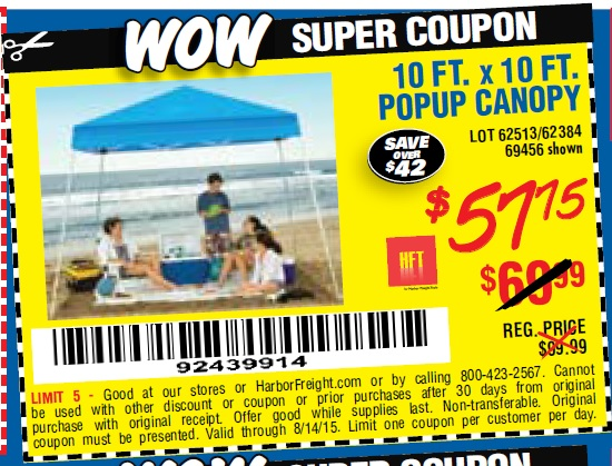 Tents Canopy Coupon Codes November 2017 Discount