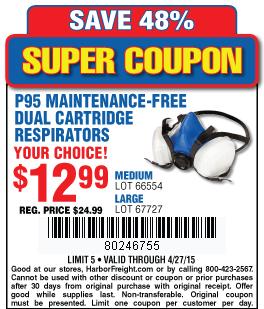 Cartridge discount coupon