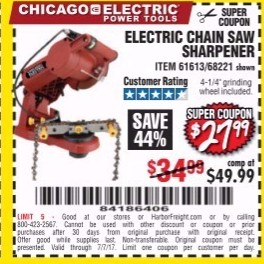 picture regarding Stihl Coupon Printable named Chainsaw coupon codes - Natural and organic stability discount codes canada