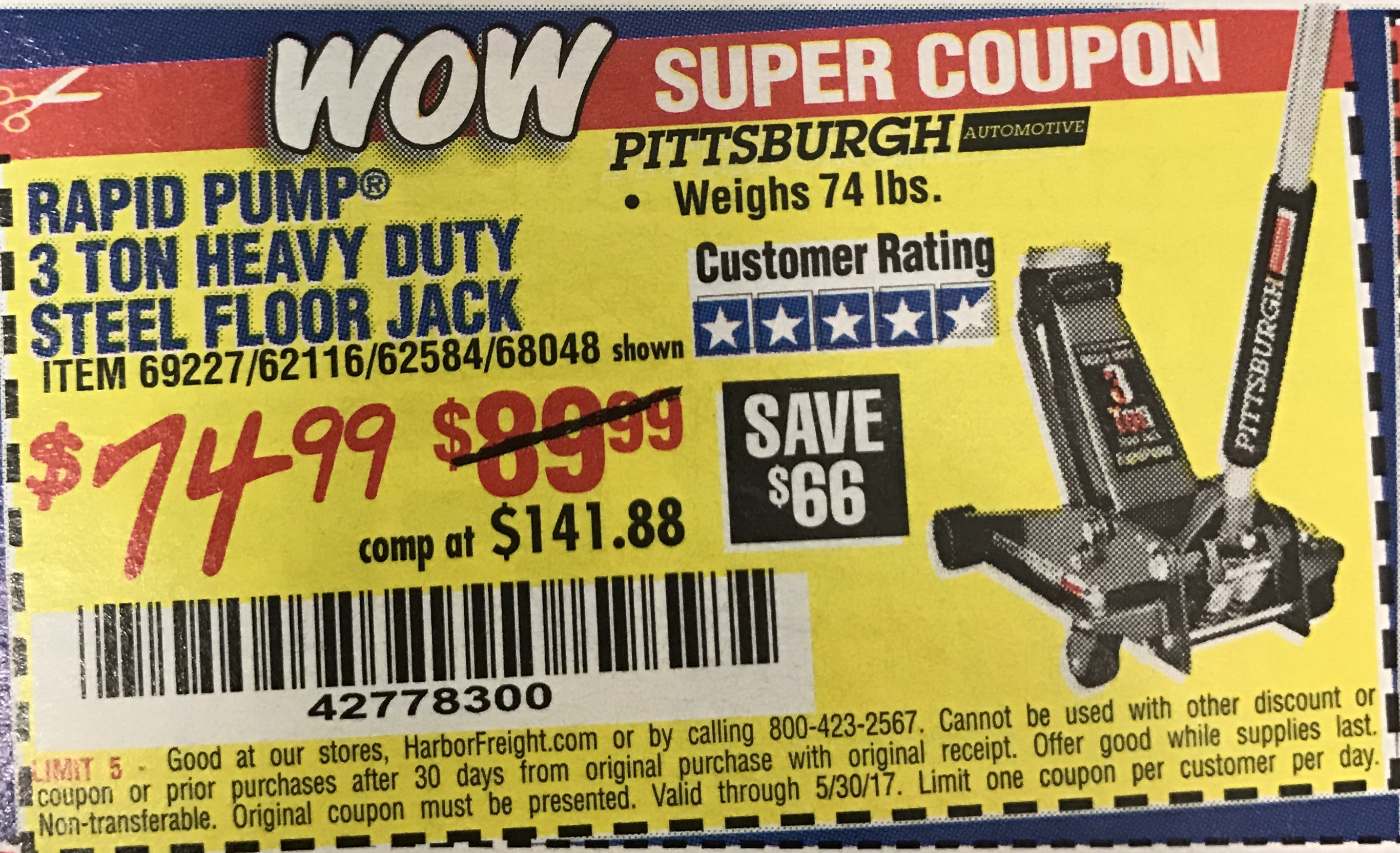 Discount steel coupon code