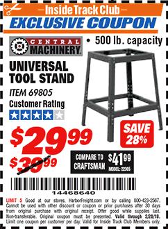Universal coupon code