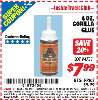 How to Use Gorilla Paper Coupons