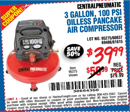 My New Site For Harbor Freight Coupons Page 2
