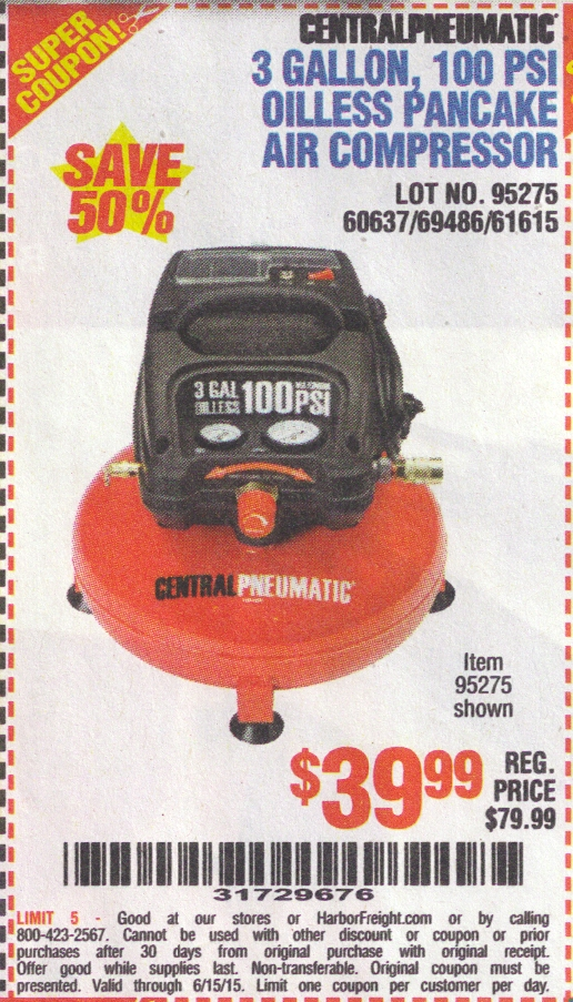 harbor freight air compressor printable coupon