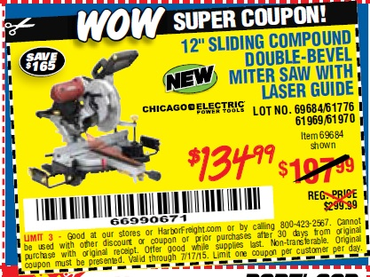 harbor freight bandsaw coupon. harbor freight coupons and coupon codes for october, 2017 bandsaw