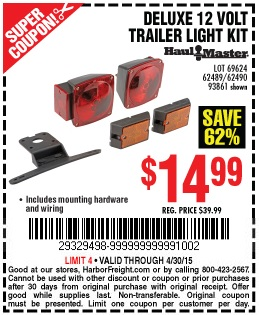 Harbor Freight Led Trailer Lights Coupon Khaugalideals Hyderabad
