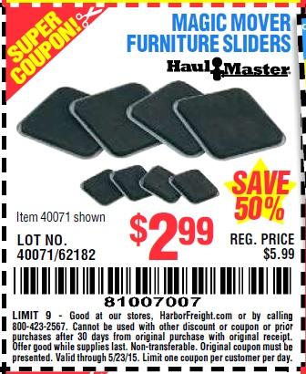 Magic sliders coupon code