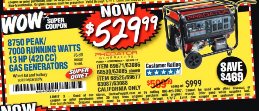 Predator 68530 coupon / Coupons lazy boy recliners