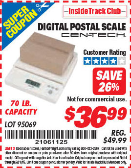 Coupon code for usps scale