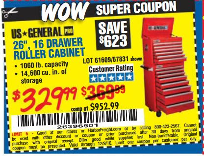 roller coupon