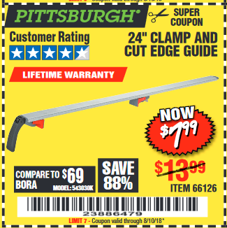 Harbor Freight 24
