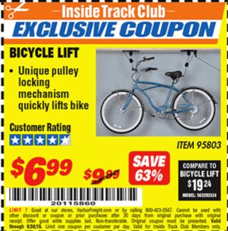 www.hfqpdb.com - BICYCLE LIFT Lot No. 95803
