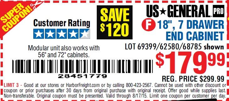 No 7 coupons
