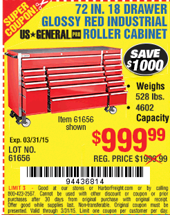 Harbor Freight Coupon Thread - Page 382 - The Garage Journal Board