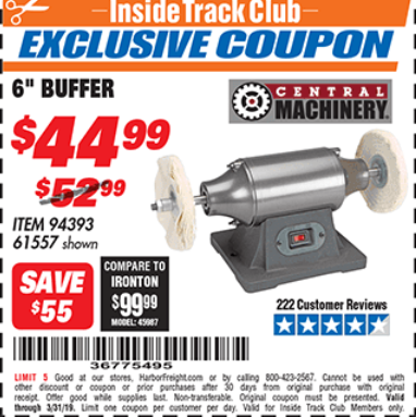 Harbor Freight 6