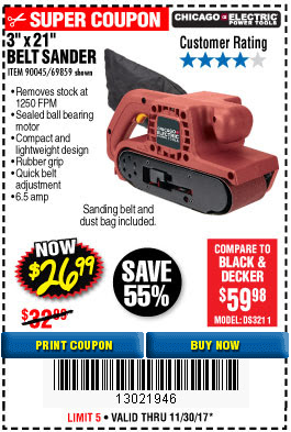 Harbor Freight 3