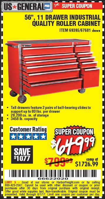 Harbor Freight 56