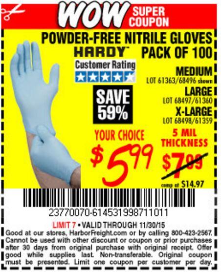 Powder city discount coupons