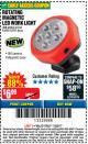 Harbor Freight Coupon ROTATING MAGNETIC LED WORK LIGHT Lot No. 63422/62955/64066/63766 Expired: 11/22/17 - $6.99