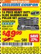 Harbor Freight ITC Coupon 16 PIECE HEAVY DUTY SLIDE HAMMER AND PULLER SET Lot No. 63729/63268 Expired: 8/31/17 - $49.99