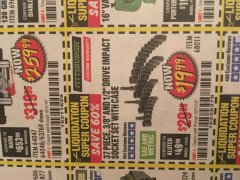 Harbor Freight Coupon BADLAND ZXR9000 9000 LB WINCH Lot No. 64047/64048/64049/63769 Expired: 10/31/19 - $259.99