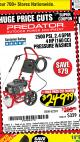 Harbor Freight Coupon 2500 PSI, 2.4 GPM 4 HP (160 CC) PRESSURE WASHER Lot No. 62201 Expired: 4/22/17 - $249.99