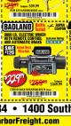 Harbor Freight Coupon 9000 LB. ELECTRIC WINCH WITH REMOTE CONTROL AND AUTOMATIC BRAKE Lot No. 61346/61325/62596/62278/68143 EXPIRES: 2/10/18 - $229.99
