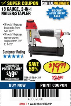 Harbor Freight Tools Coupon Database - Coupon Search for: 18