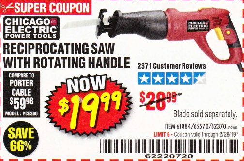 Harbor Freight Tools Coupon Database - Free coupons, 25 percent off