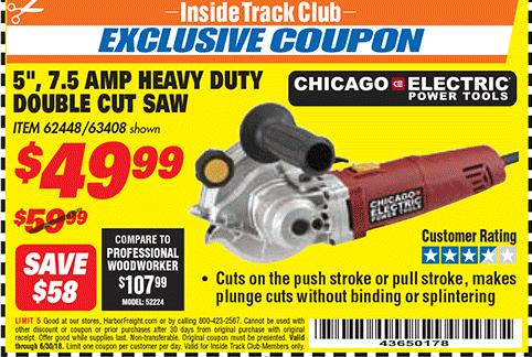 tools for haircut harbor freight tools database free coupons 25 3211 | 251 ITC 5 DOUBLE CUT SAW 1528189921.3211