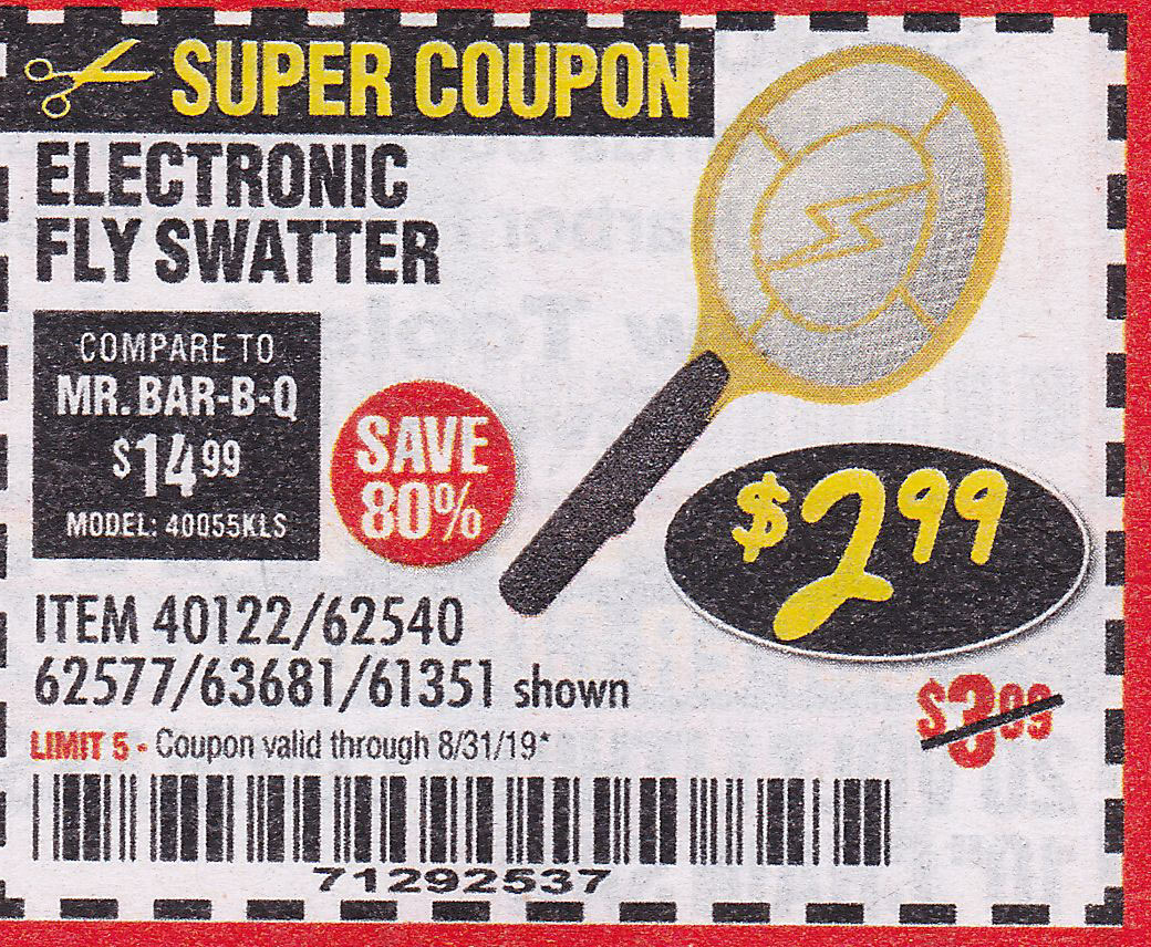www.hfqpdb.com - ELECTRIC FLY SWATTER Lot No. 61351/40122/62540/62577